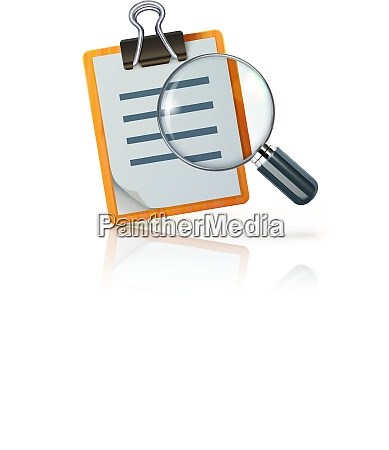 vector illustration of search concept with