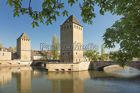 ponts couverts ill river unesco world