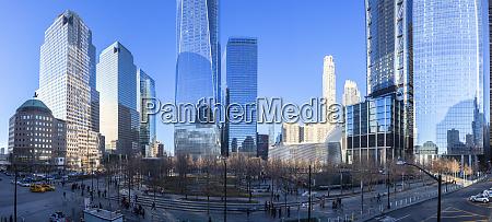 911 memorial and world trade center