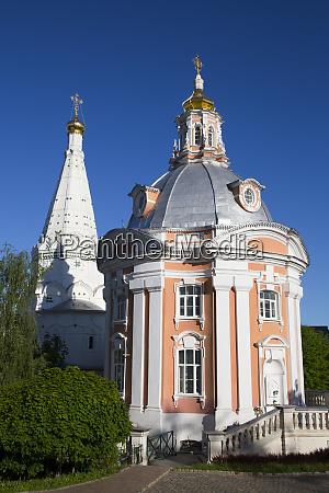 holy virgin of smolensk church the