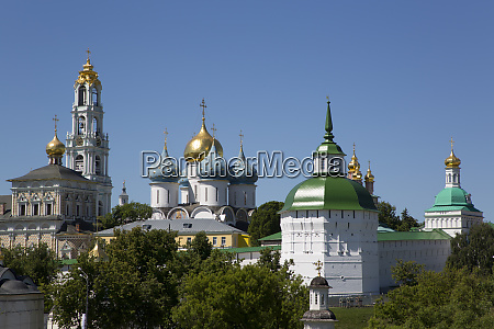 overview the holy trinity saint sergius
