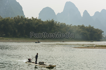 xingping guilin guangxi province china asia