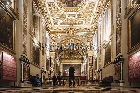 interior, of, st., john's, co-cathedral, , valletta, - 26510042