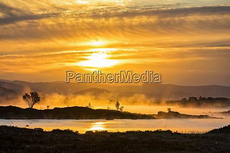 great britain scotland scottish highlands glencoe