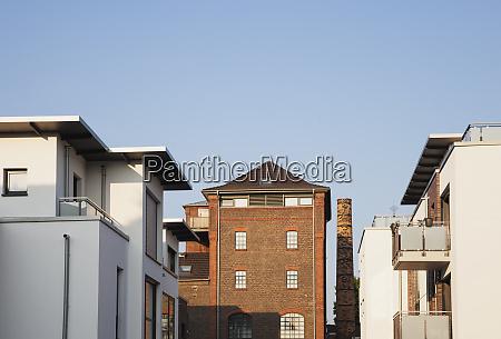 germany cologne widdersdorf modern town houses