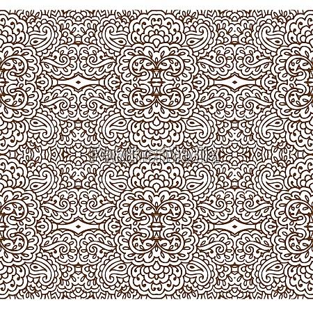 modello di carta da parati seppia