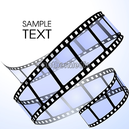 film strip raster version of the
