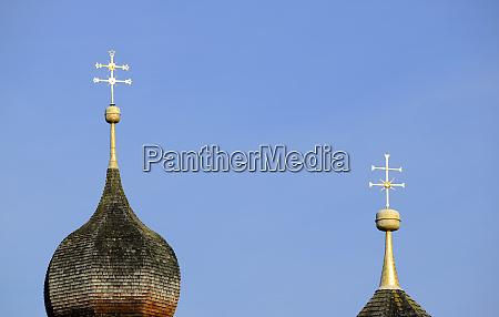 germany bavaria geretsried st nikolaus chapel