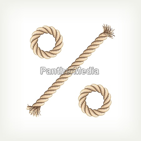 rope percent