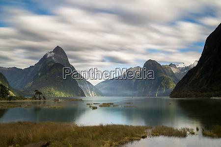 new zealand south island fjordland national