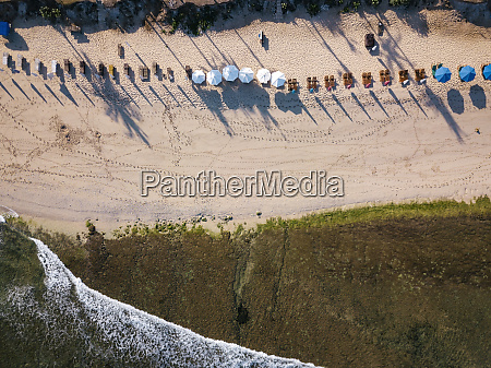 indonesia bali aerial view of balangan