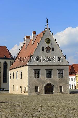 slovakia bardejov townhall