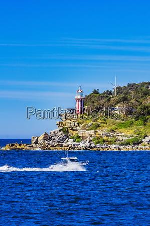 australia new south wales sydney lighthouse