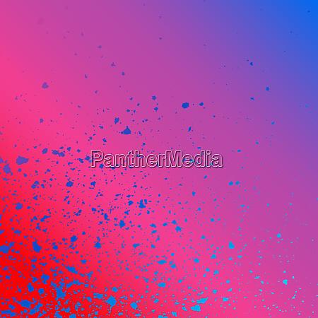 neon explosion paint splatter artistic template