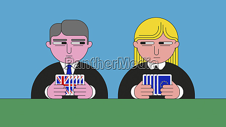 uk and european union politicians keeping