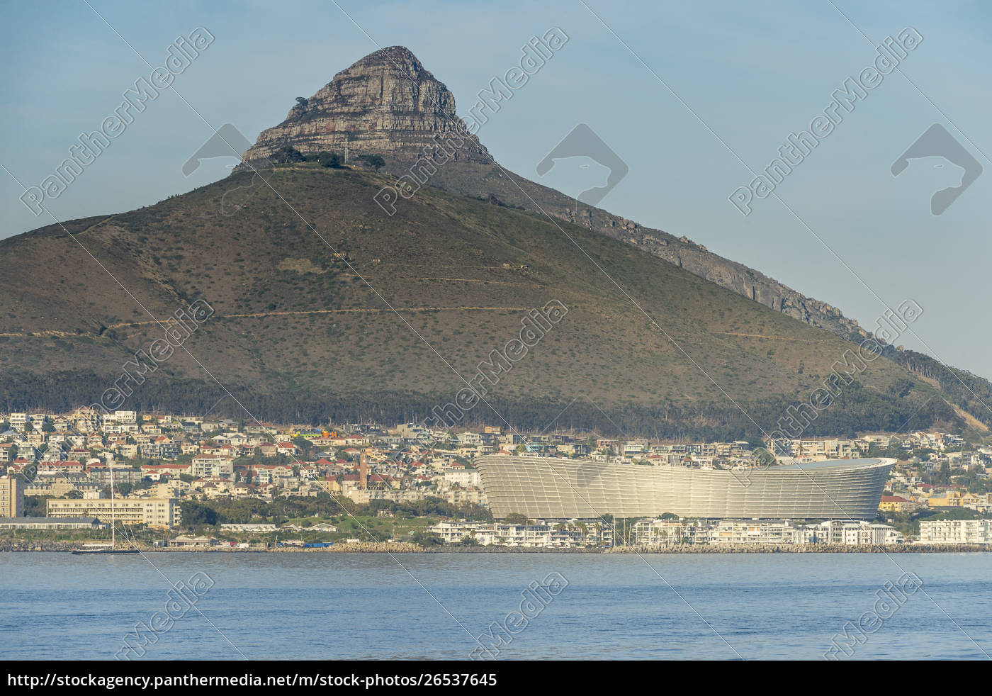 south, africa, , cape, town, , city, view - 26537645