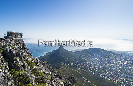 south, africa, , cape, town, , city, view - 26537665