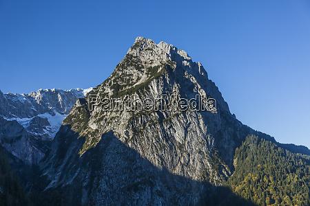germany upper bavaria garmisch partenkirchen waxenstein