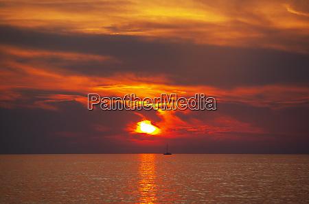 croatia istria porec adriatic sea sailing