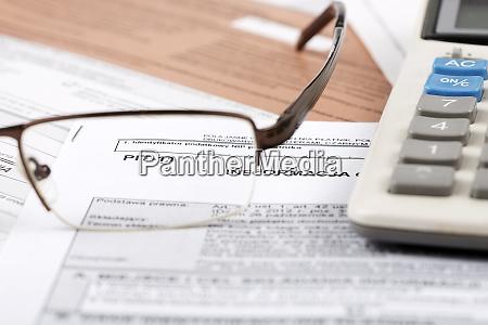 polish tax information