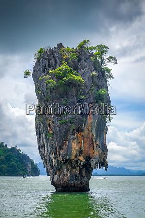 ko tapu island in phang nga