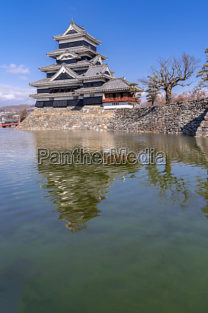 matsumoto castle japan