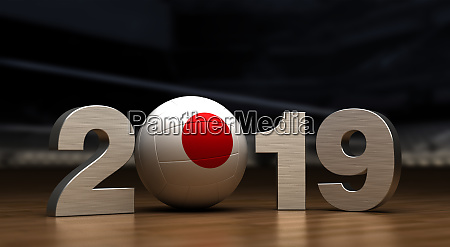 japan 2019 word volleyball championship