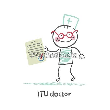 itu doctor the document