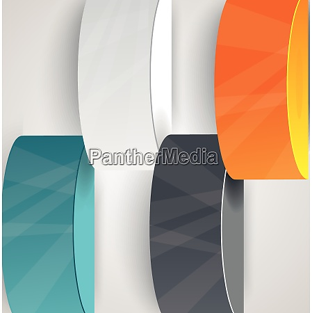vector pillars with your indicators business