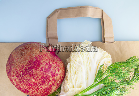 flat lay healthy fruits and vegetables