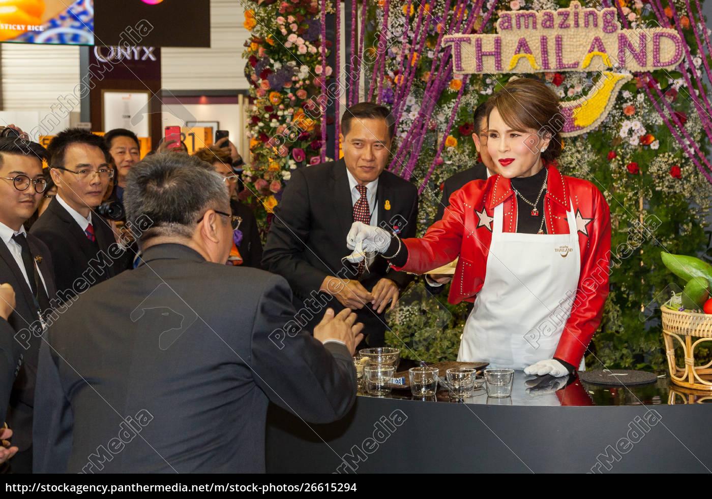 princess, ubol, ratana, of, thailand, attends - 26615294