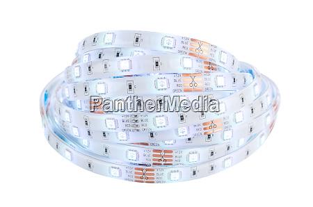 rgb led strip light electronics isolated