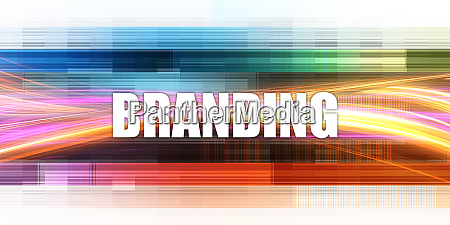 branding corporate concept