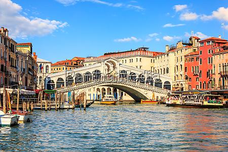 the rialto bridge one of the