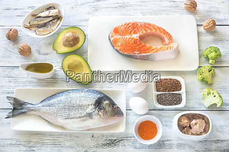 food with omega 3 fats
