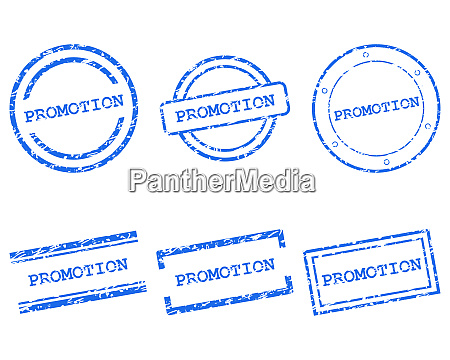 promotion stamps