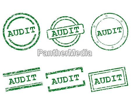 audit stamps