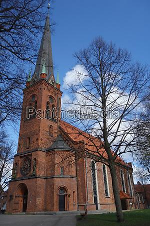 peter paul church bad oldesloe
