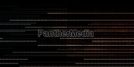 digital lines pattern
