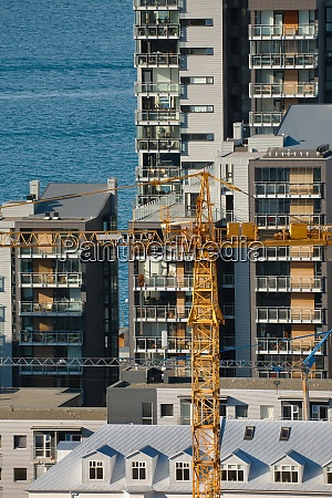 urban building construction