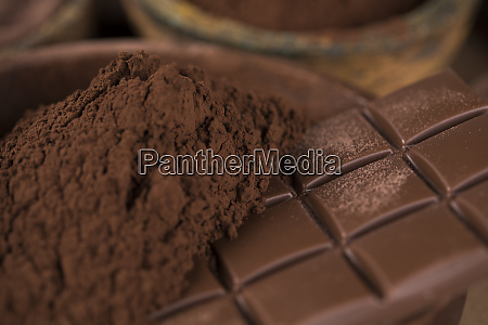 chocolate bar candy sweet cacao beans