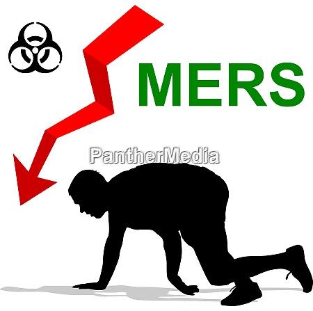 man struck mers corona virus