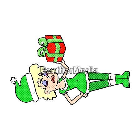 cartoon santarsquo
