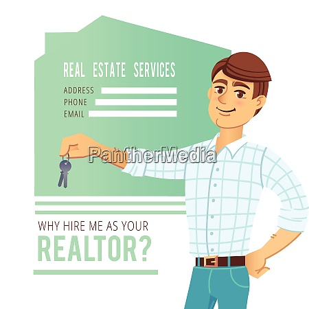 the concept of real estate services