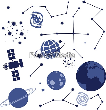 collection of vector space elements on
