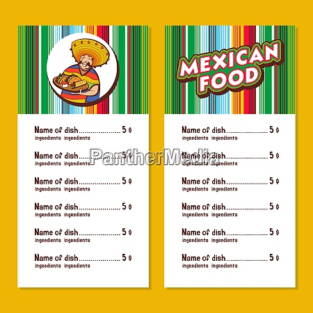 mexican food popular mexican food fast