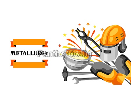 metallurgical background design metallurgical background design