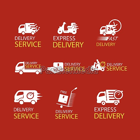 delivery transportation vehicle delivery transportation vehicle