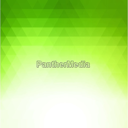 vector abstract green geometric technology