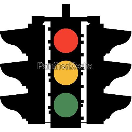 street light traffic signal